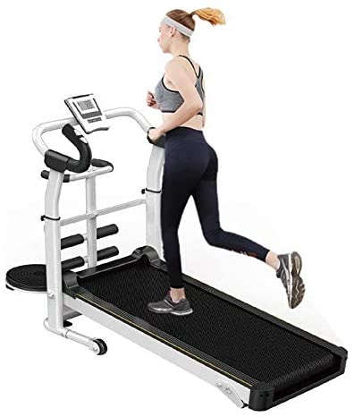 HBBH Mechanical Treadmill Household Model Walker Multi-Functional Folding Treadmill,Treadmills for Home,Folding Treadmill,Treadmills,Foldable Treadmill