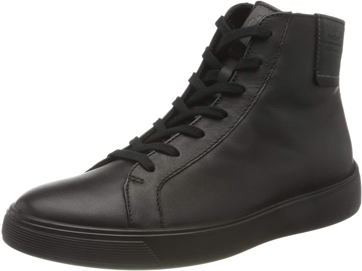 ECCO Men's Street Tray Classic High Top Sneaker