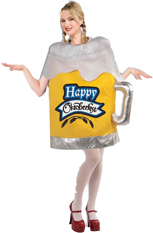 Forum Unisex Oktoberfest Beer Mug Costume