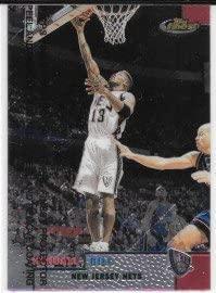 Kendall Gill 1999-00 Finest New Jersey Nets Card #49