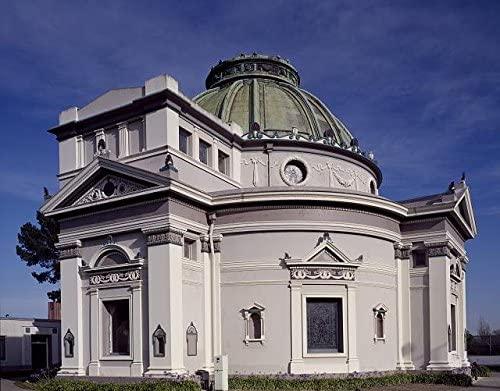 HistoricalFindings Photo: Columbarium,Public Storage for Urns,San Francisco,California,CA,Carol Highsmith