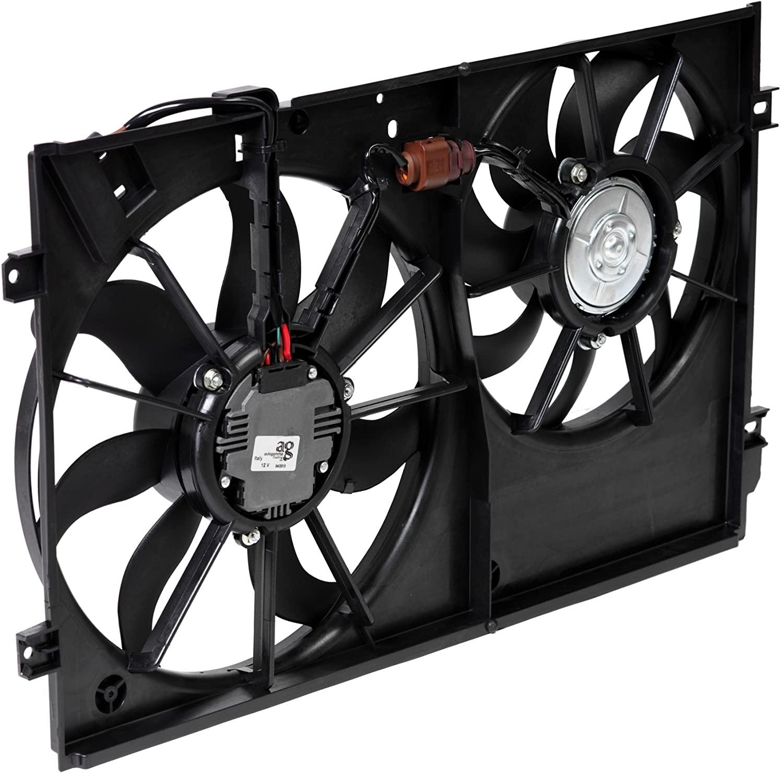 NRF 47517 Fan, radiator