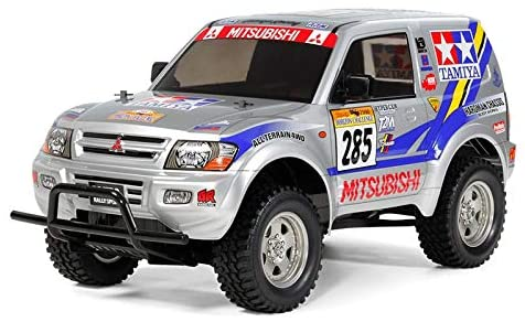 Parts & Accessories for Tamiya 58602 Mitsubishii Pajeoro Rally - CC01 4WD RC Car KitWITH for Tamiya ESC - (Color: with ESC)
