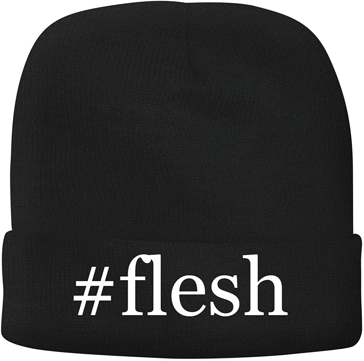 BH Cool Designs #Flesh - Men's Hashtag Soft & Comfortable Beanie Hat Cap