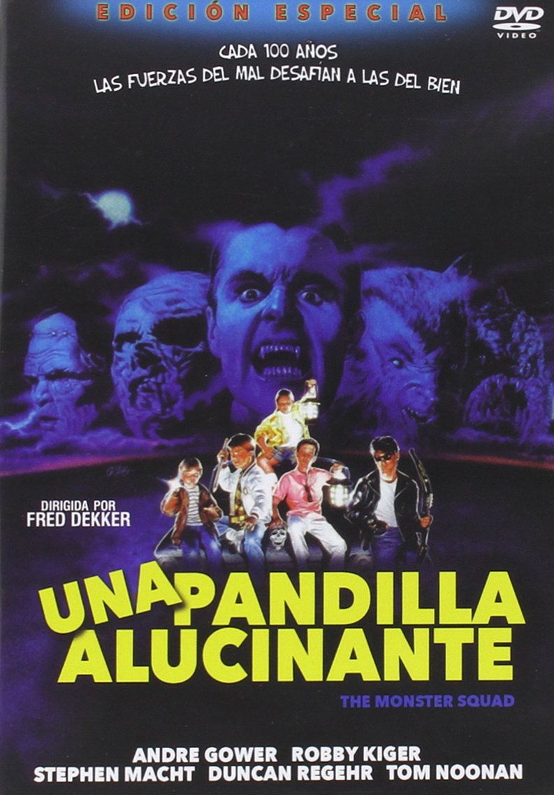Una Pandilla Alucinante - Edición Especial (1987)