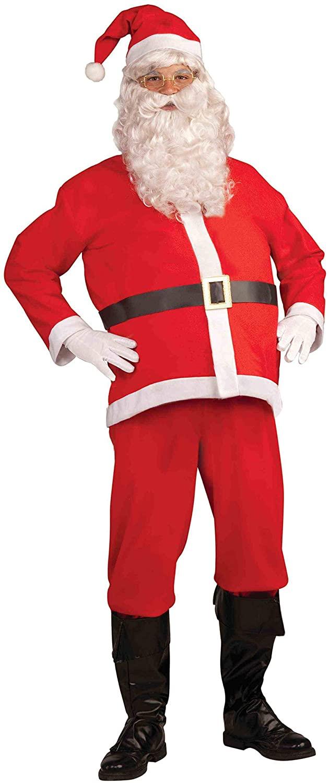 Forum Santa Claus Adult Costume