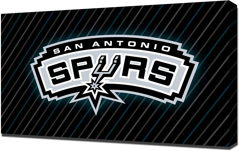 San Antonio Spurs 2 - Canvas Art Print