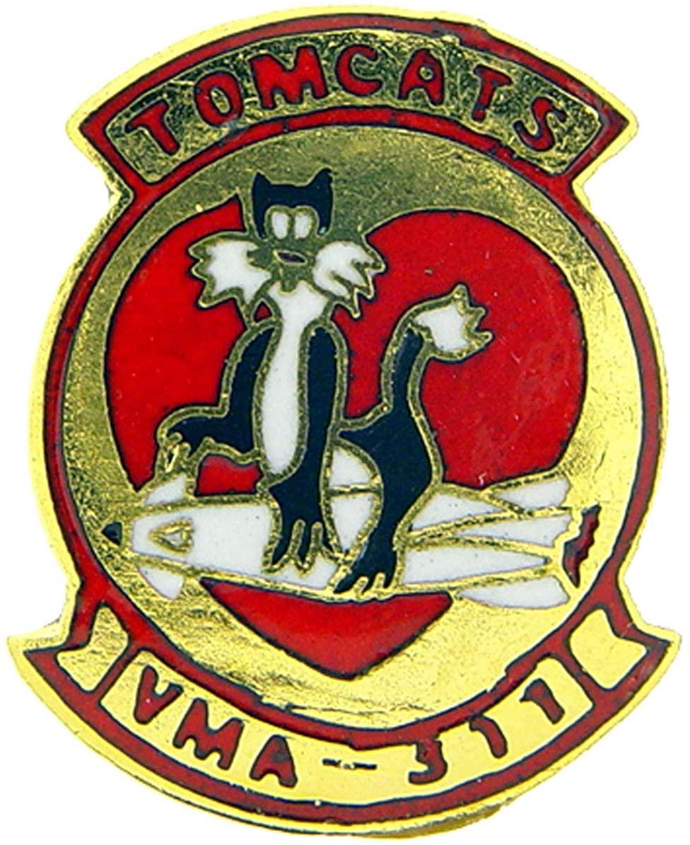 U.S. MARINES, USMC - Original Artwork, Expertly Designed PIN