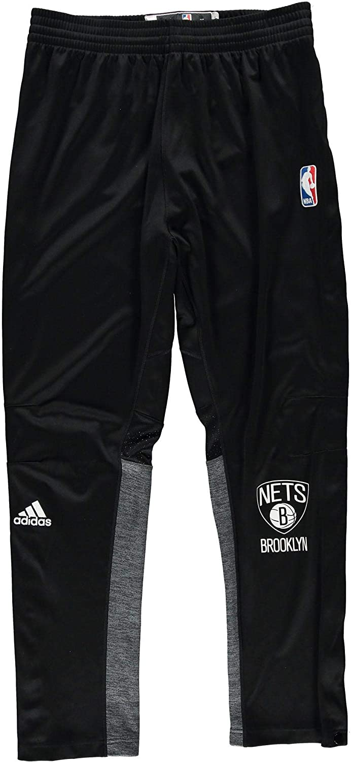 Brooklyn Nets Player-Worn #55 Black Breakaway Pants - Size XL - Game Used NBA Pants