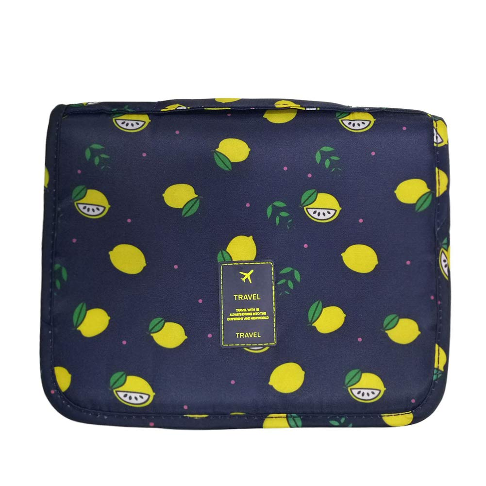 SELLYFELLY Multifunctional Hanging Toiletry Bag for Travel Cosmetic Makup Organzier Pouch Waterproof Bathroom Shower Bag for Women and Men