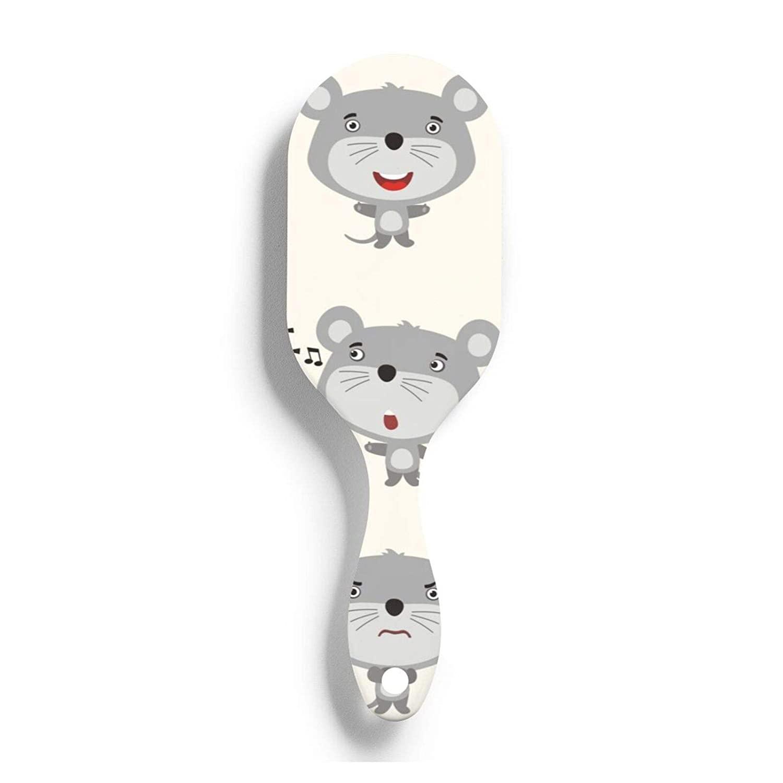 Hair Brush Air Cushion Comb, Soft Nylon Hair Detangler Brush Anti-Static Massage Hair Comb For Women Girls