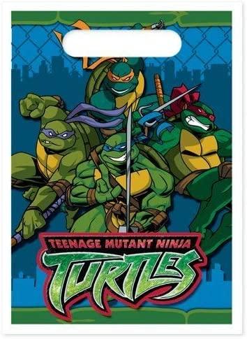 Teenage Mutant Ninja Turtles Treat Sacks, 8ct