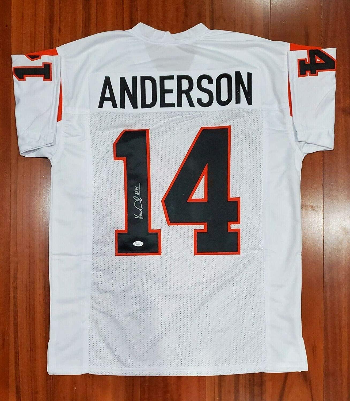Ken Anderson Signed Autographed Jersey Cincinnati Bengals JSA - Autographed NFL Jerseys