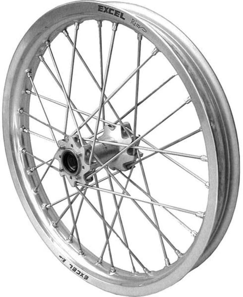 Excel Pro Series G2 Rear Wheel Set - 17 x 4.25 - Silver Rim , Position: Rear, Rim Size: 17, Color: Silver 2R7OS40