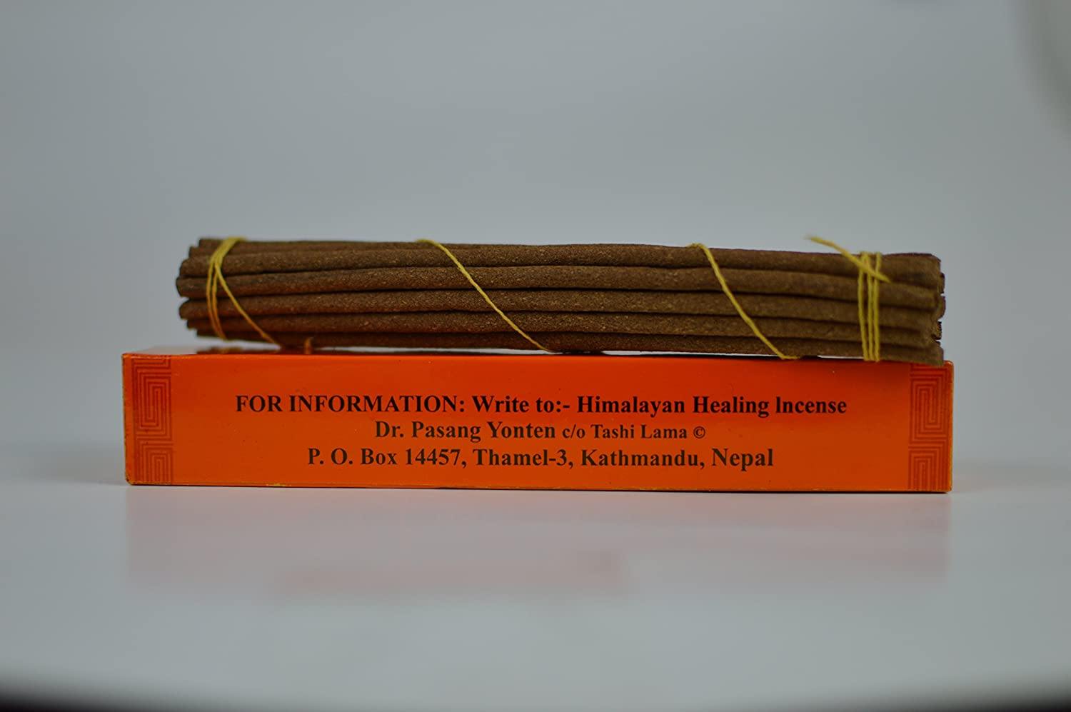 Healing Tibetan Incense Original Sticks