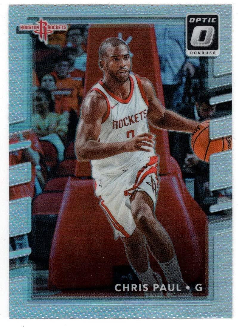 Chris Paul (Basketball Card) 2017-18 Panini Optic PRIZM # 52 Mint