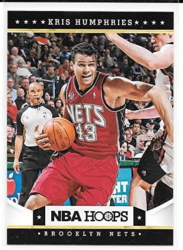 Kris Humphries 2012-13 NBA Hoops Brooklyn Nets Card #10