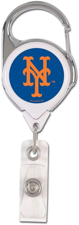 WinCraft MLB Retractable 2S Prem Badge Holders