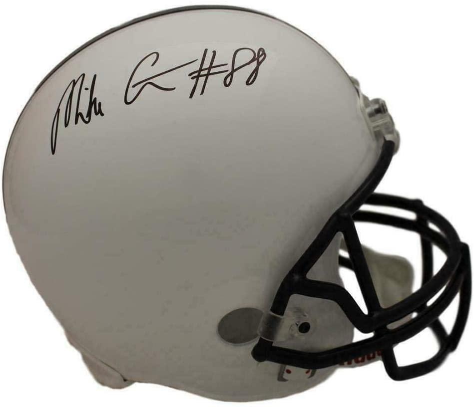 Mike Gesicki Autographed Penn State Nittany Lions Replica Helmet JSA 22043 - Autographed College Helmets