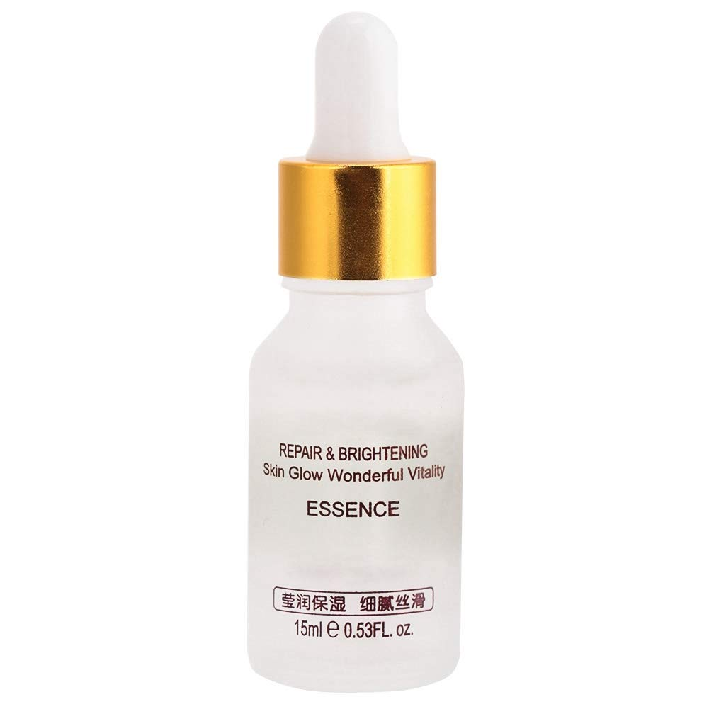 15ml Liquid Cream Serum - Moisturizing Facial with Essences, Moisturizing and Brightening, Effective is the skin that lifts and firms.Suitable for any skin