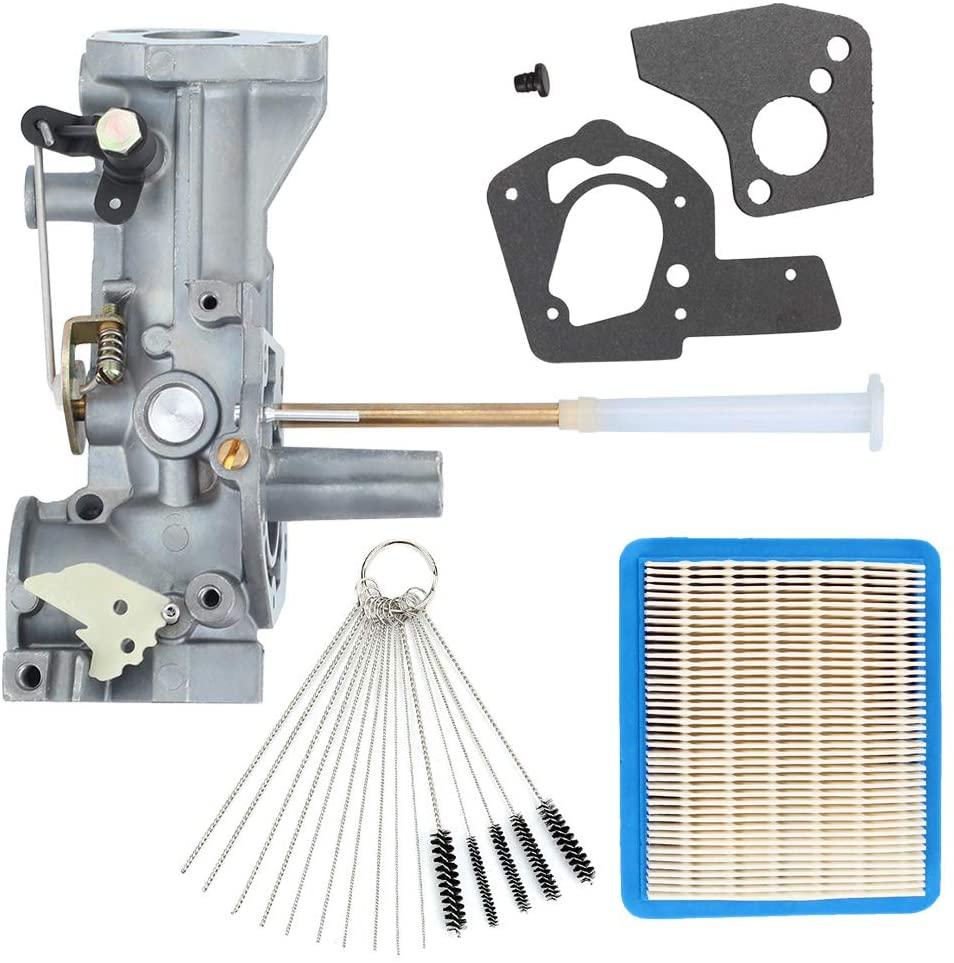 Yermax 498298 Carburetor with Air Filter Kit for 692784 495951 492611 490533 495426 Carb