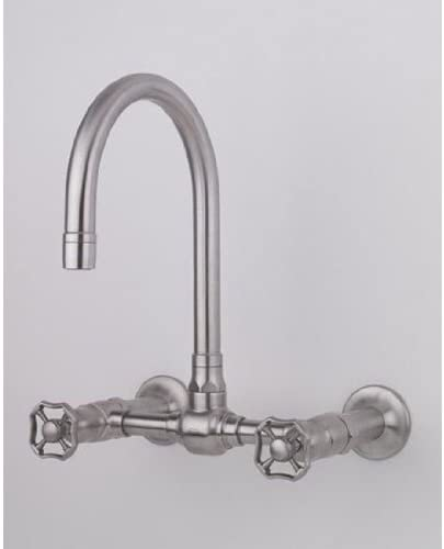 Jaclo 1016-X-PSS Wall Mounted Bar Faucet with 7