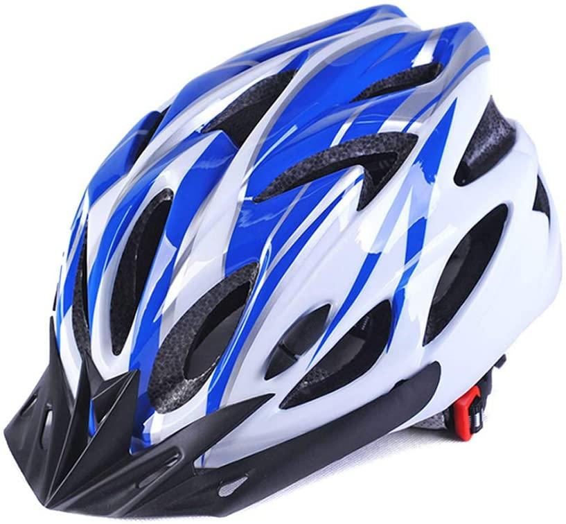 Ablita Adult Bike Helmet Mountain Bike Integrally Molding for Bike Bicycle Cycling Men Women Bicycle/Skateboard Helmet for Adult