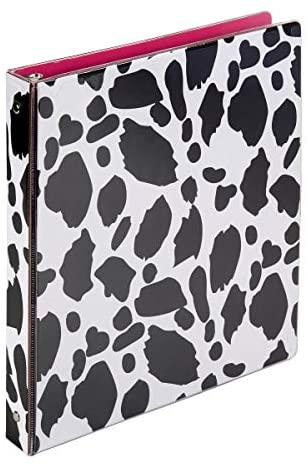 Office Depot Brand Fashion 3-Ring Binder, 1