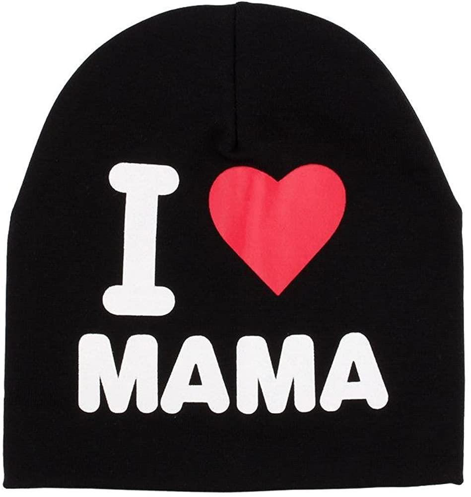 Zerone Toddlers Beanie Hat, Baby Toddlers Beanie Hat Cute Printed Cap for Children Boy Girl Soft Cap Kids Warm Winter