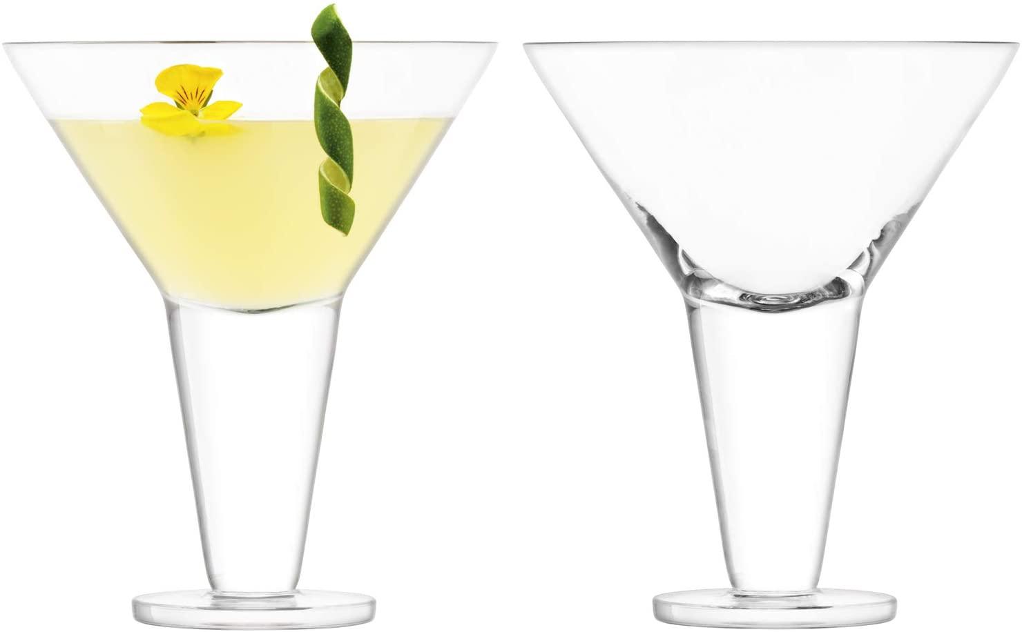 LSA International Rum Cocktail Glass, 10.1 fl oz, Clear