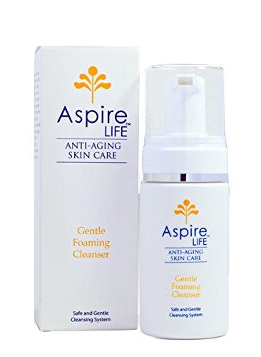 AspireLIFE Anti-Aging Gentle Foaming Cleanser 3.4 fl oz (2pk)