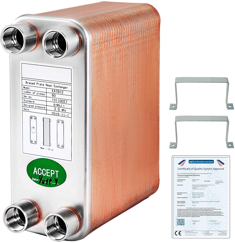 BestEquip Heat Exchanger 3