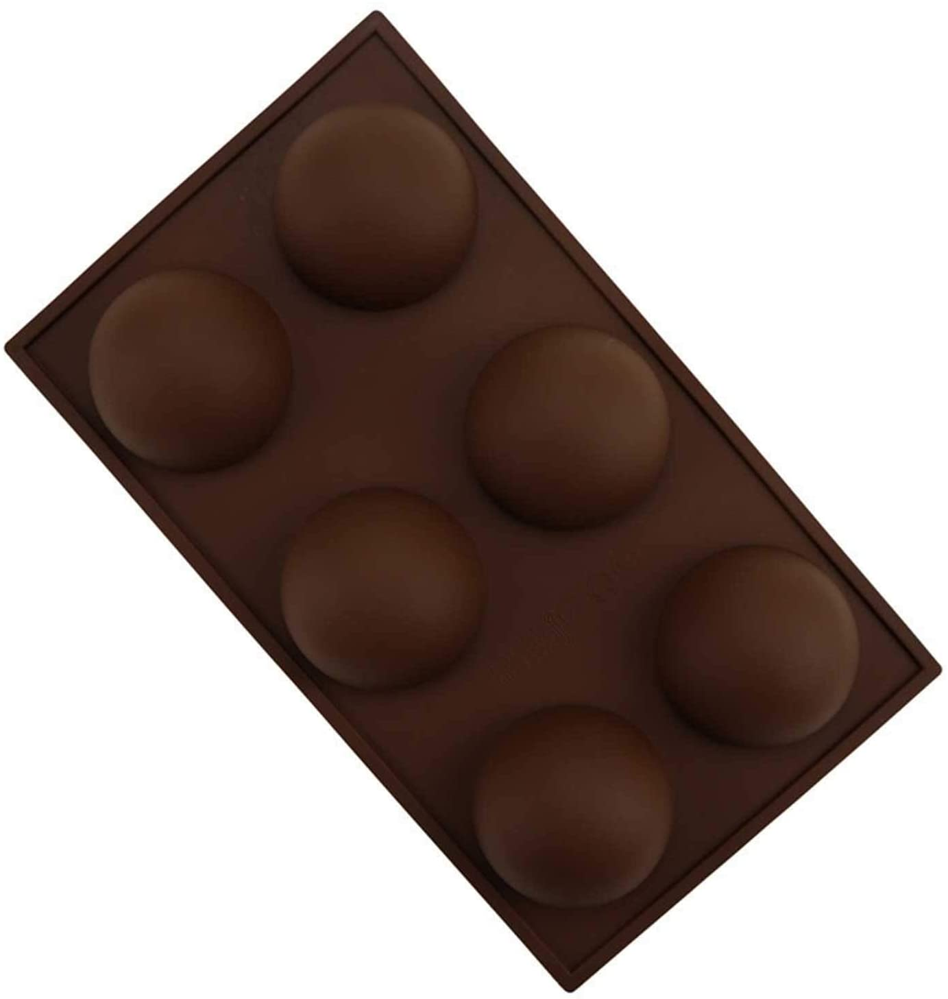 Half Ball Sphere Silicone Cake Mold Muffin Chocolate Cookie Baking Mould Pan Chocolate Mold Cake Mold