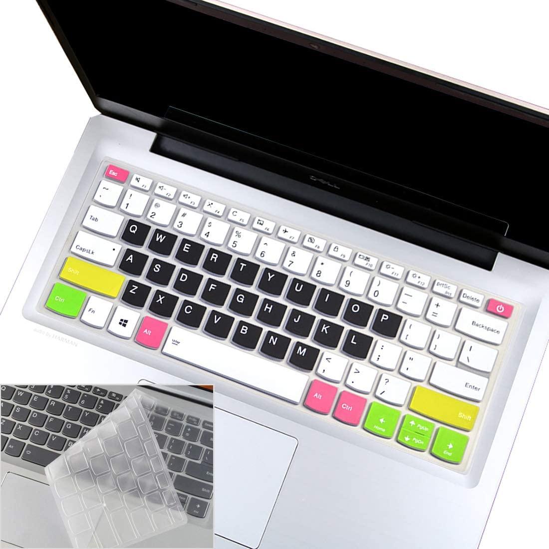 2Pcs Keyboard Cover Skin for Lenovo Yoga C930 930 920 13.9