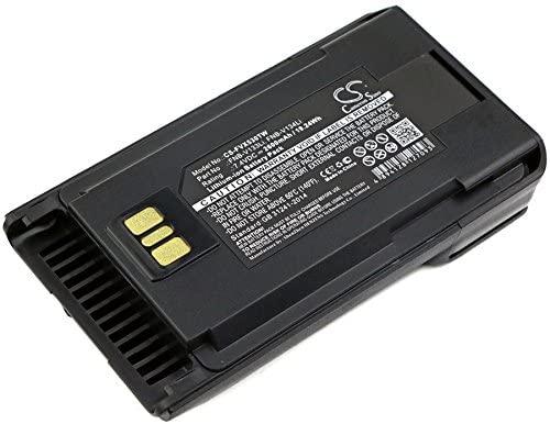 2600mAh Battery for Vertex EVX-231, EVX-261, EVX-530, EVX-531, EVX-534, EVX-539, VX-260, VX-261, VX-451, VX-454, VX-456, VX-459
