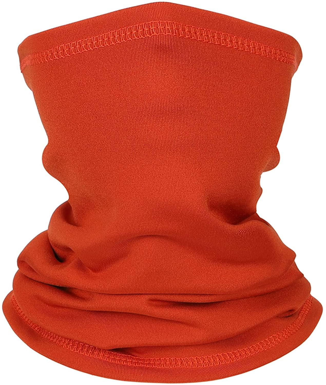 Winter Neck Gaiters For Men Bandanas Warm Neck Gaiter Face Covering Women Balaclava