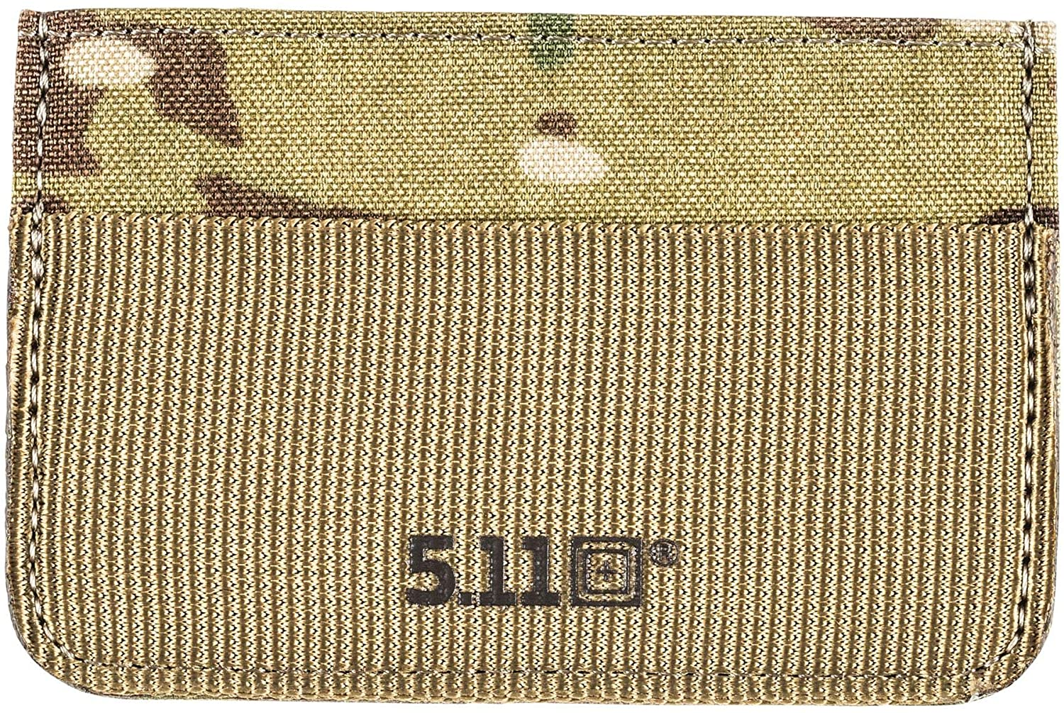 5.11 Tactical Camo Tamper-Resistant Card Wallet, 11 Cards, Style 56548