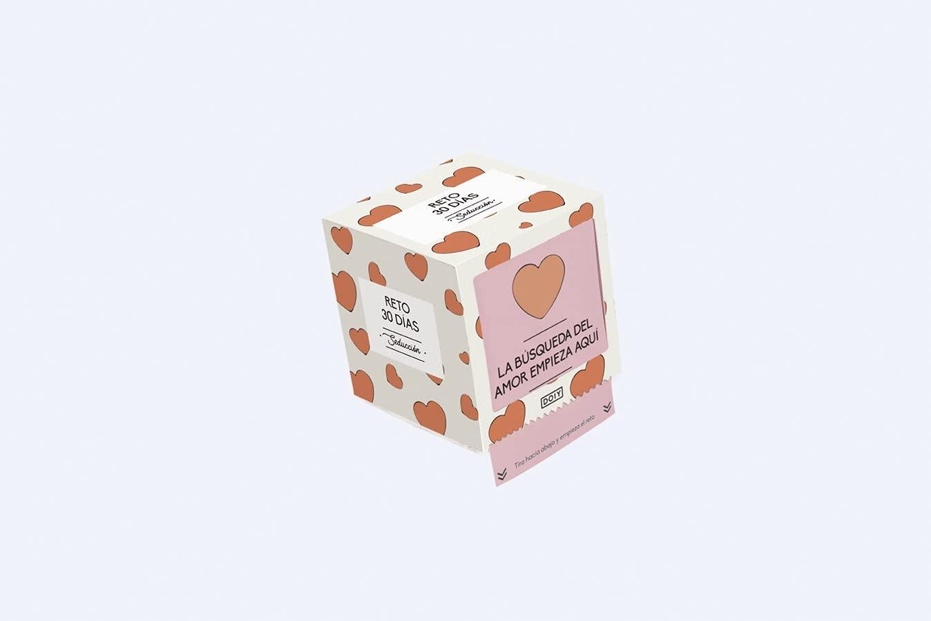 30 Day Seduction Challenge Cube (Spanish) Reto en 30 días