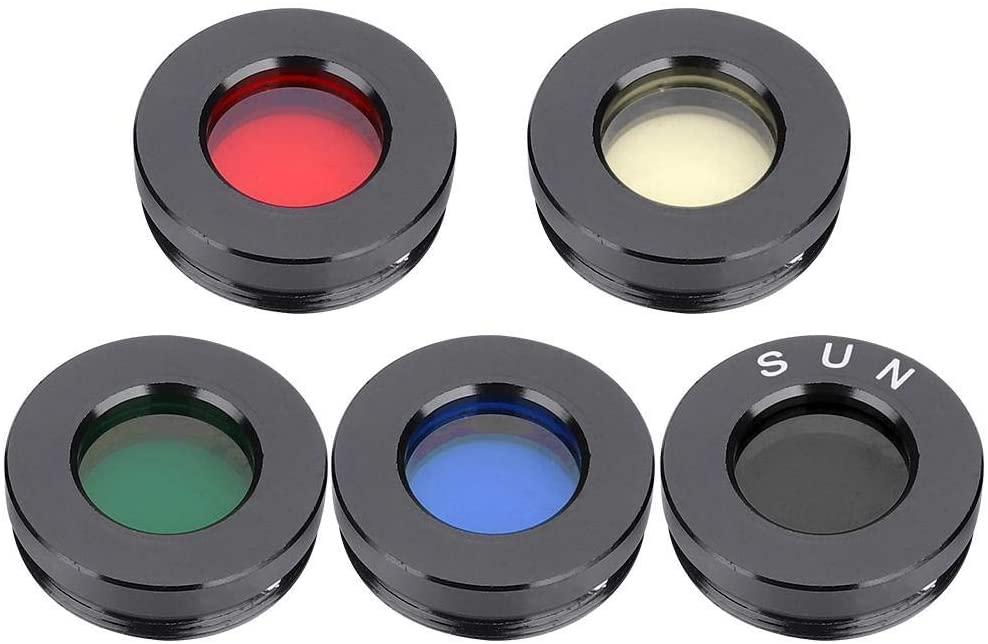 ANGGREK Telescope 0.96-inch Eyepiece Lens Color Filter for Moon Nebula Planet Sun