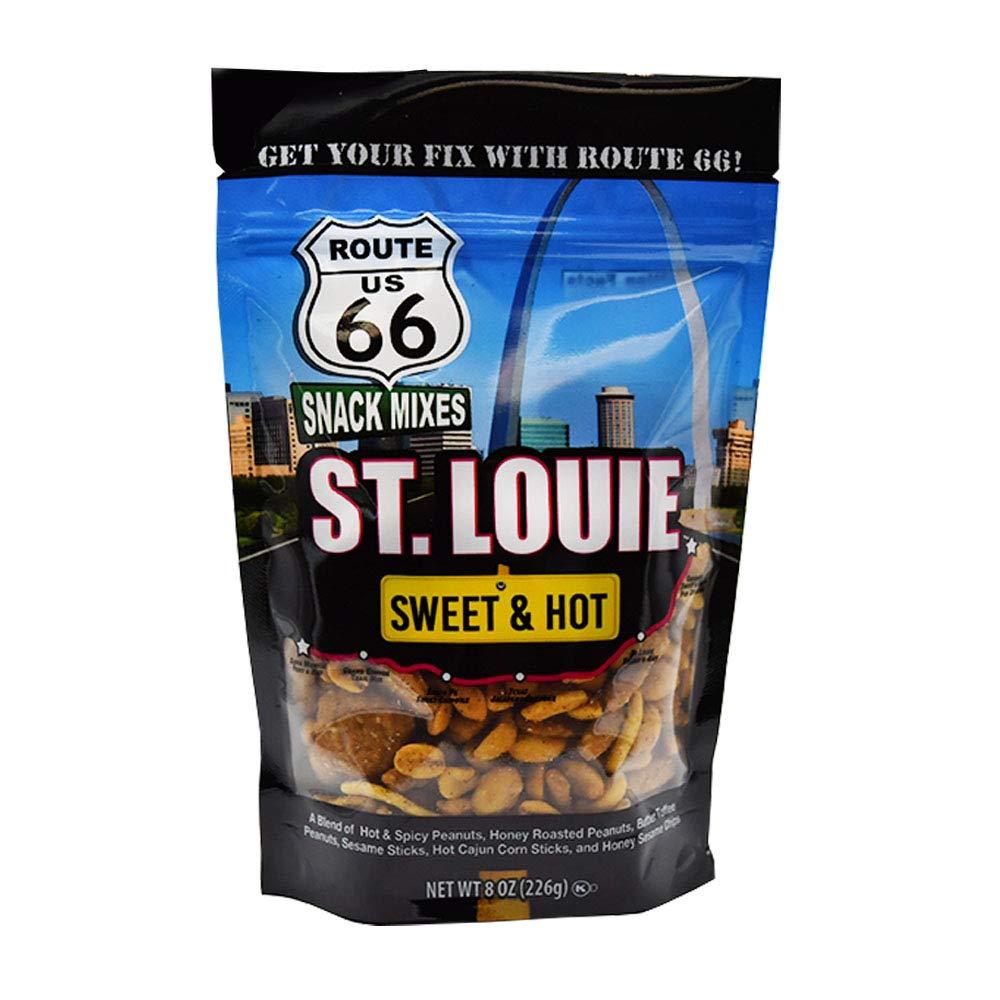 Route 66 Sweet N' Hot St. Louie 8.0 (ounce)