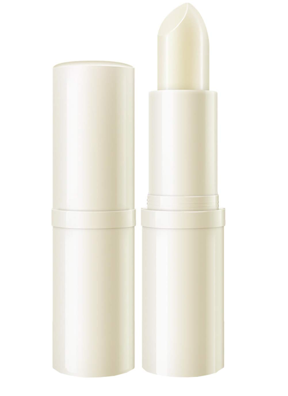 BesYouSel Lip Cream Natural Moisturizing Lip Balm Skin Nourishing Lip Butter Plant Honey Lip Balm Moisturizing Anti-dry Lip Balm,Pack of 2