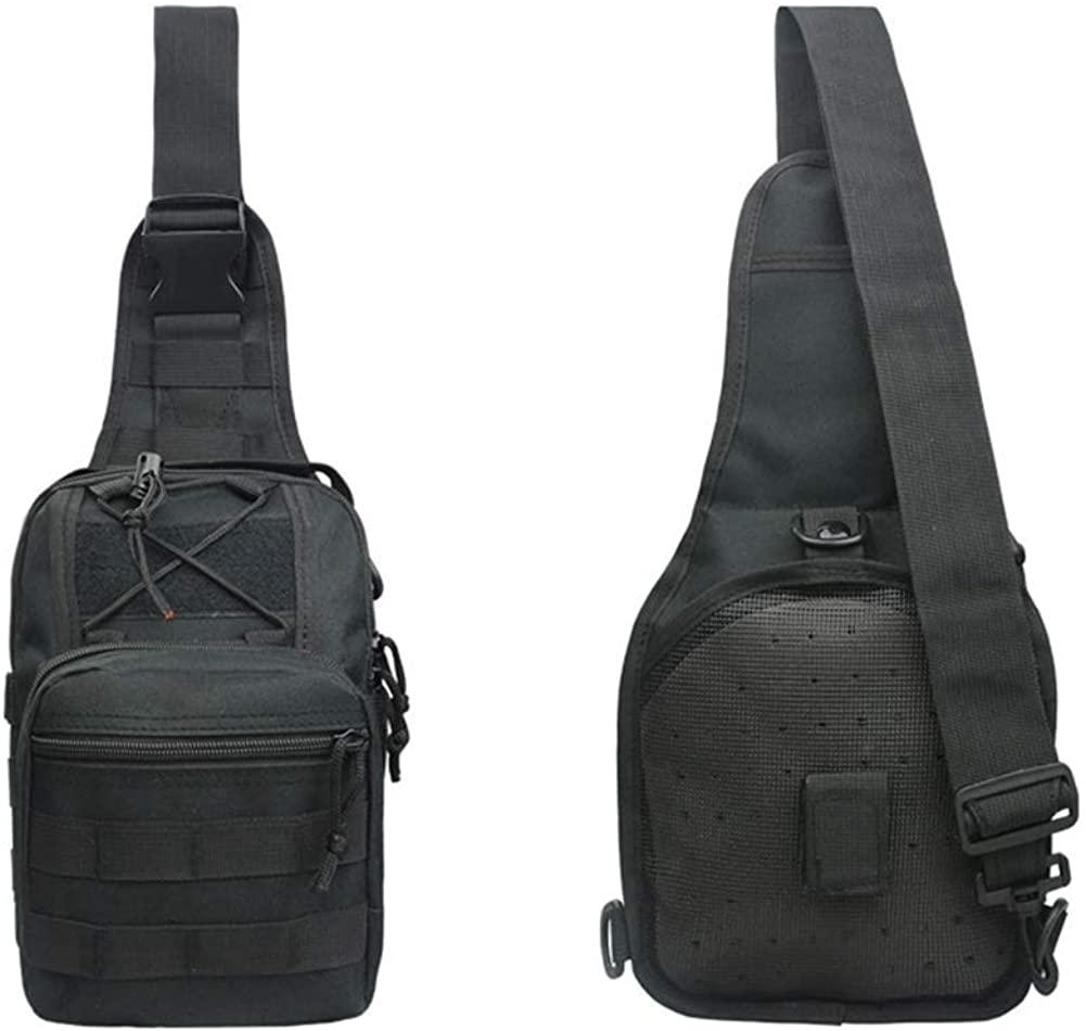 Tactical Bag Single Shoulder Messenger Bag Small Tool Chest Pack Daypack