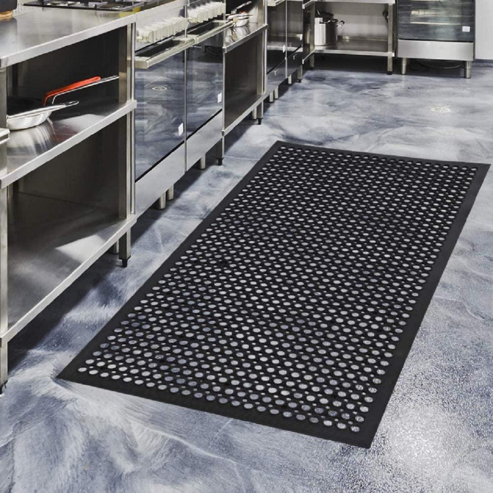 BAOLIANG Anti-Fatigue Rubber Floor Mat 36