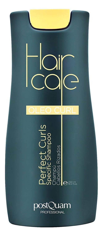 Postquam Oil Curl Perfect Curl Shampoo 250Ml - Curly Hair Shampoo - Nourish Your Hair - Soft And Shiny Hair - Spain