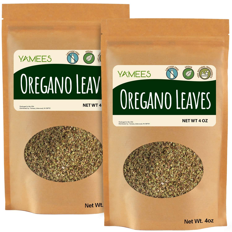 Oregano - 8 Oz (4 Oz Each) – Dried Oregano – BULK Oregano – Dry Oregano – Oregano Leaves - BULK Spices