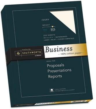 SOUJD18IC - 100% Cotton Business Paper