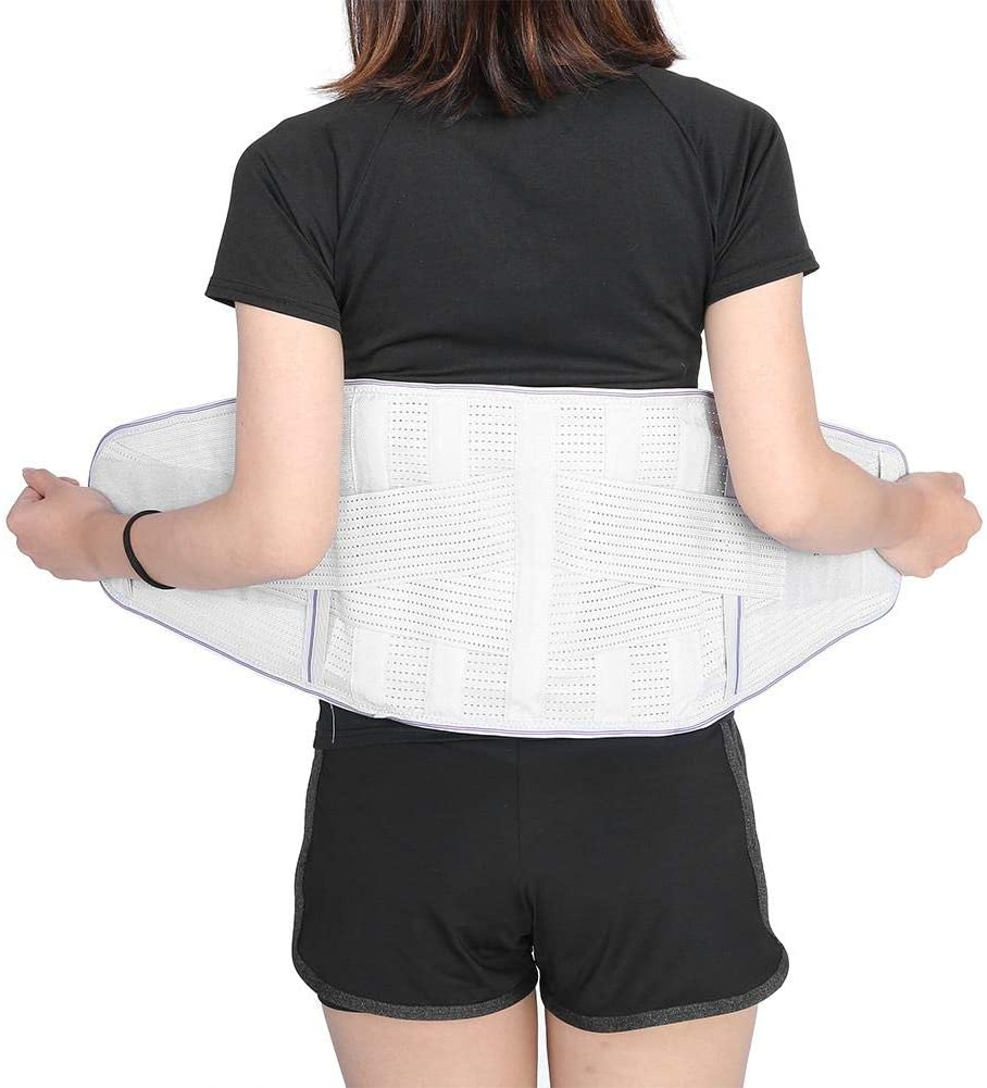 Self Heating Belt, Self-Heating Magnetic Lower Back Support Belt, Protection Belt Relieve Lumbar Pain
