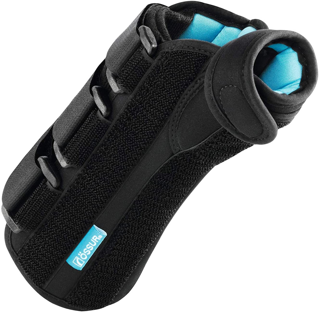 Ossur Formfit Thumb Spica Arthritis Gamekeeper's Thumb Tendonitis Support - Contoured Breathable Material (Right, Small)