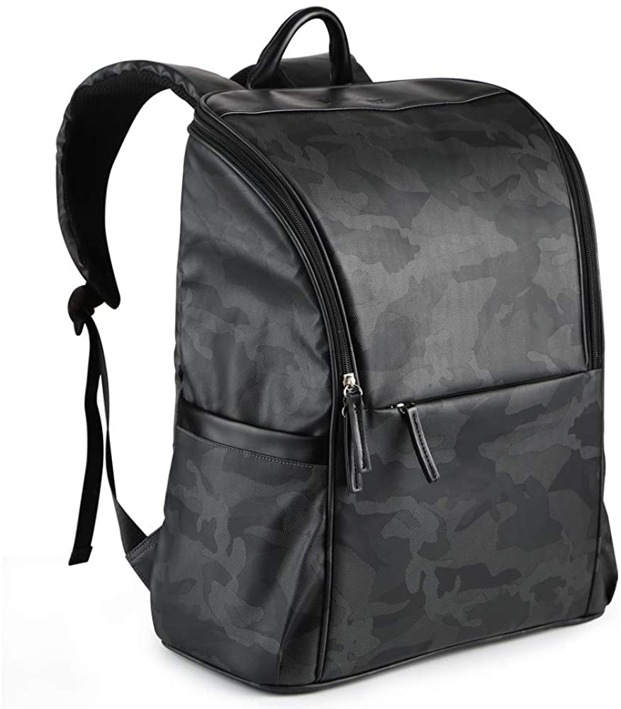 UARERISE Camouflage Diaper Bag, Maternity Mummy Travel Backpack Baby Care Bag