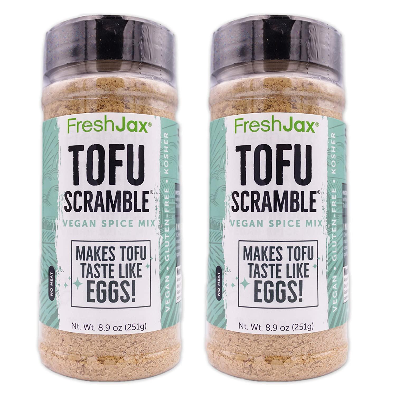FreshJax Gourmet Spices and Seasonings, Tofu Scramble Spice Mix